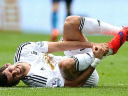 τραυματισμοί ποδόσφαιρο