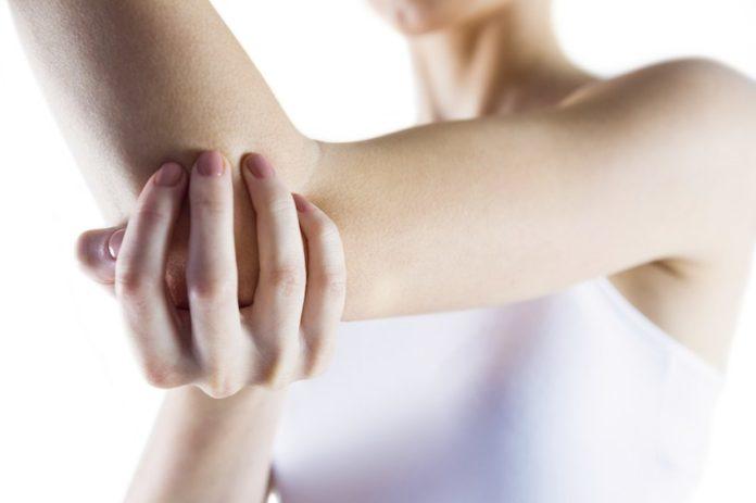 επικονδυλίτιδα αγκώνα